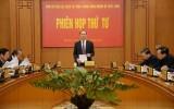 Chủ tịch nước chủ trì phiên họp thứ 4 Ban Chỉ đạo Cải cách tư pháp TW