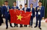Việt Nam đoạt 6 giải Olympic khoa học trẻ quốc tế 2017