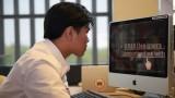 Nguyễn Tuấn Tú: Truyền cảm hứng sống và học tập cho người khiếm thị