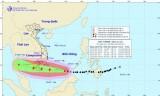 Bão số 16 sẽ vào các tỉnh từ Bà Rịa-Vũng Tàu đến Cà Mau
