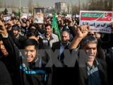 Iran tuyên bố sẽ mạnh tay với các cuộc biểu tình bạo lực