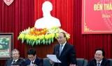 Thủ tướng Nguyễn Xuân Phúc gợi mở mô hình phát triển Đại học Huế