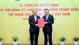 Thủ tướng trao quyết định cho tân Chủ tịch HĐTV PVN Trần Sỹ Thanh