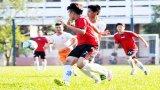 Kết thúc Giải bóng đá HHSXTL: TTK đoạt chức vô địch