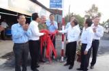 Cần Giuộc: Đặt tên đường Mẹ VNAH Nguyễn Thị Bài và khánh thành cống Rạch Quao