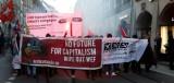 Hàng trăm người biểu tình phản đối Tổng thống Trump tới Davos