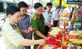 Tăng cường kiểm tra vệ sinh an toàn thực phẩm trước Tết Nguyên đán
