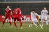 Lịch sử bóng đá Châu Á ghi tên U-23 Việt Nam