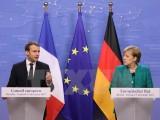 Tổng thống Pháp và Thủ tướng Đức thảo luận về tương lai của EU