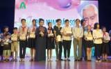 Tập đoàn An Nông trao 30 suất học bổng tại Đêm nhạc Bắc Sơn