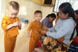 Tết của trẻ em nghèo