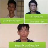 Băng trộm chuyên rinh két sắt ở Tiền Giang sa lưới
