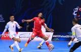 Đội tuyển Futsal Việt Nam nhọc nhằn 'vượt ải' Futsal Bahrain