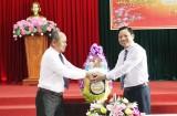 Huyện Kongpongro, tỉnh Svay Rieng chúc Tết cổ truyền Việt Nam