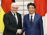 Nhật Bản-Đức nhất trí sớm thúc đẩy FTA giữa Nhật Bản và EU