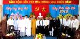 Trong sự phát triển của TP.Tân An có sự đóng góp của các tổ chức tôn giáo