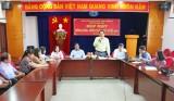 Cụm thi đua số 2, Công đoàn Viên chức tỉnh họp mặt mừng Đảng, mừng Xuân Mậu Tuất 2018