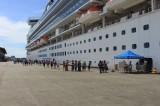 Gần 34.000 du khách tàu biển 'xông đất' Việt Nam dịp Tết Nguyên Đán