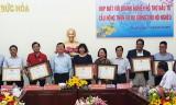 Đức Hòa: Nhận 19 cầu nông thôn do nguyên Chủ tịch nước – Trương Tấn Sang vận động