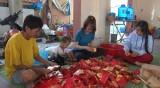 Chuẩn bị Lễ hội Vía bà Ngũ Hành Long Thượng