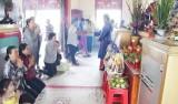 Khai mạc Lễ hội Vía bà Ngũ Hành Long Thượng