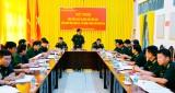 BĐBP Long An - Tây Ninh - Đồng Tháp hiệp đồng bảo vệ biên giới