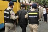 Campuchia bắt 100 nghi phạm người Trung Quốc gian lận viễn thông