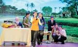 Cuộc thi tiếng hát tình ca Bắc Sơn đong đầy cảm xúc