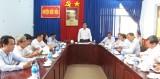 Ban Pháp chế HĐND tỉnh Long An làm việc tại huyện Đức Hòa