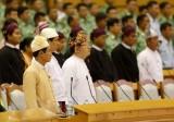 Ông U T Khun Myat được bầu làm Chủ tịch Hạ viện Myanmar