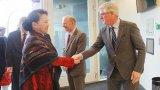 Chủ tịch Quốc hội Nguyễn Thị Kim Ngân thăm Viện Deltares tại Hà Lan