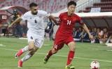 Anh Đức ghi bàn, ĐT Việt Nam hòa 1-1 trước Jordan