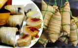 Bánh lá dừa - ký ức tuổi thơ trở thành đặc sản