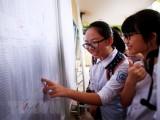 Thí sinh đăng ký dự thi Trung học Phổ thông quốc gia 2018 từ 01/4