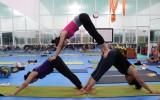 Khỏe mạnh, giảm stress nhờ luyện tập Yoga