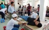 Cần Giuộc có 17 đội hiến máu tình nguyện