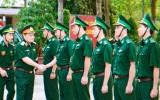 Đoàn công tác Bộ Quốc phòng làm việc tại Long An