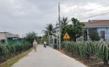 Đồng lòng xây dựng xã nông thôn mới kiểu mẫu