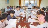 Ban Pháp chế HĐND tỉnh Long An giám sát việc chấp hành pháp luật tại huyện Châu Thành