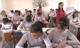 Trường THPT Hậu Nghĩa sẵn sàng cho kỳ thi THPT quốc gia