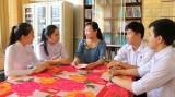 """Tư vấn tuyển sinh - """"Kênh"""" thông tin hữu ích cho học sinh lớp 12"""