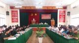 Tân Thạnh: Phối hợp lãnh đạo, chỉ đạo nhiệm vụ quân sự - quốc phòng địa phương