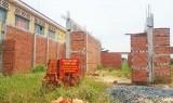 Cưỡng chế gần 30 phòng trọ xây dựng trái phép trong vùng quy hoạch dự án