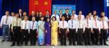 Ông Nguyễn Văn Trầm tái đắc cử Chủ tịch Hội Nông dân huyện Cần Giuộc, nhiệm kỳ 2018 - 2023