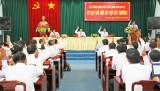 Kỳ họp thứ 9, HĐND tỉnh Long An khóa IX thông qua 11 nghị quyết
