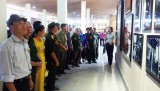 Cựu chiến binh Bắc Ninh, Bắc Giang thăm chiến trường xưa tại Bến Lức