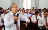 Kỳ họp thứ 9, HĐND tỉnh Long An khóa IX: Việc tinh giản biên chế được quan tâm