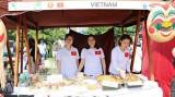 Việt Nam quảng bá ẩm thực tại Festival các cơ quan đại diện tại Séc