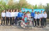 Quỹ Ước mơ xanh - Tiếp sức bạn trẻ đến trường