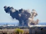 Một vụ nổ lớn làm rung chuyển căn cứ không quân ở Syria
